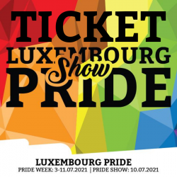 Ticket Luxembourg Pride Show