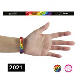 LXB Pride wristband 2021