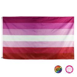 "Fahne ""Lesben Pride""..."