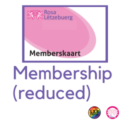 Membership (Reduced rate)