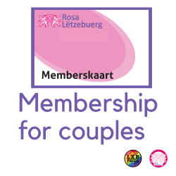 Membership for couples 2021